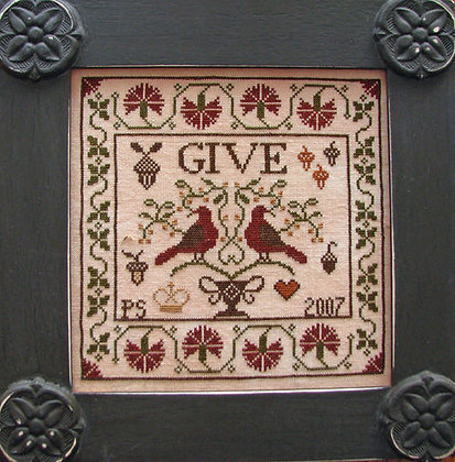 Give by Plum Street Samplers
