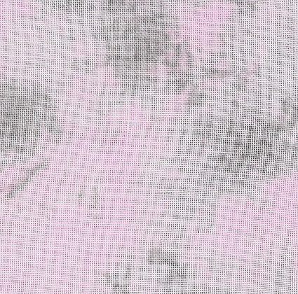 36 Count Ash Rose Fat Quarter Hand-Dyed Linen by xJudesign