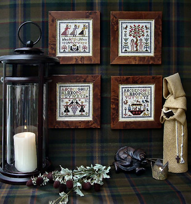 *Biblical Miniatures by The Sampler Company