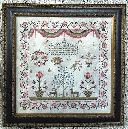 Faith 1831 by Samplers Not Forgotten