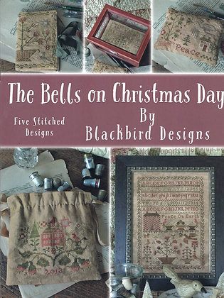 The Bells on Christmas Day by Blackbird Designs