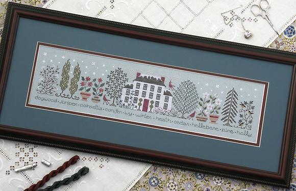 Winter Garden by The Drawn Thread