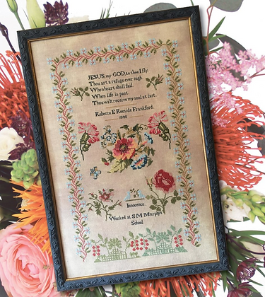 Innocence 1840 by Cross Stitch Antiques