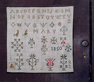 A Pennsylvania Motif Sampler by Carriage House Samplings