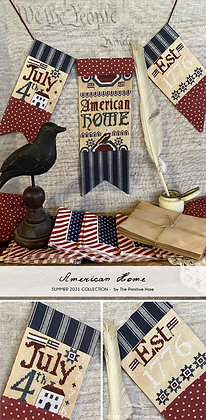 American Home by The Primitive Hare