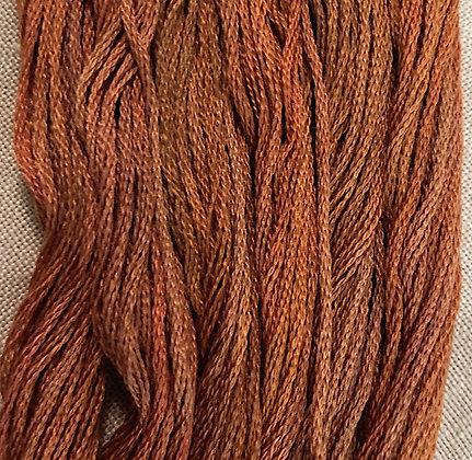 Nutmeg Sampler Threads by The Gentle Art 5-Yard Skein