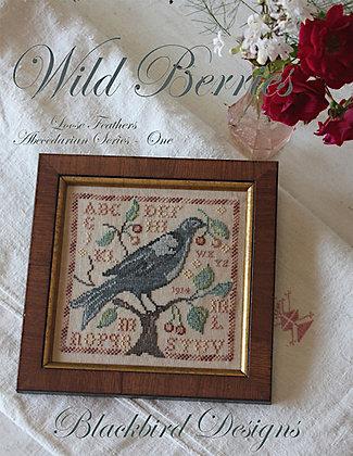 Wild Berries by Blackbird Designs