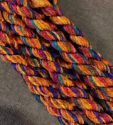 Halloween Confetti Silk N Colors by The Thread Gatherer