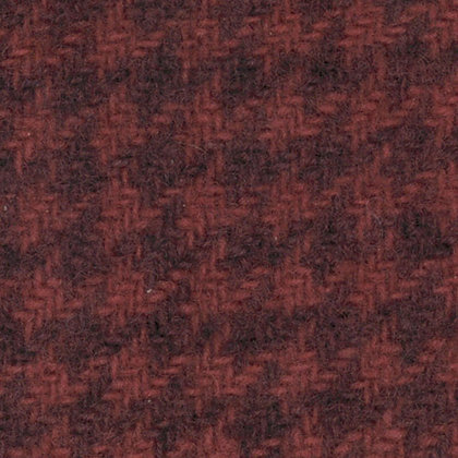 PETUNIA (Houndstooth) Fat Quarter Wool by Primitive Gatherings for Moda