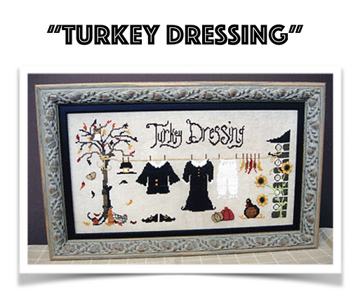 Turkey Dressing by Raise the Roof Designs DOWNLOAD