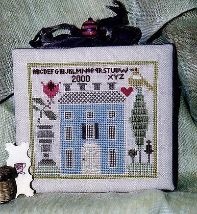 *Cottage House Sampler by Ewe & Eye & Friends