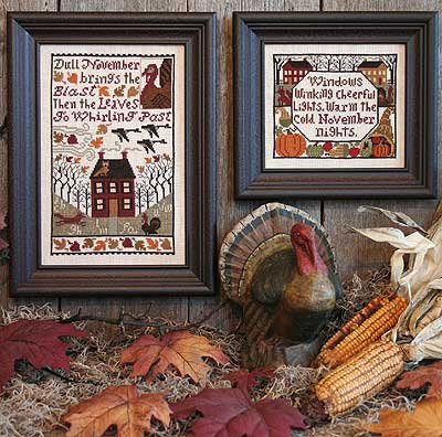 November by The Prairie Schooler