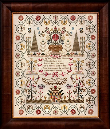 Ann Uffindell Sampler Encore Edition by Hands Across the Sea
