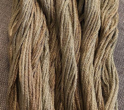 Toasted Barley Sampler Threads by The Gentle Art 5-Yard Skein