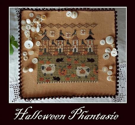 Halloween Phantasie by Nikyscreations