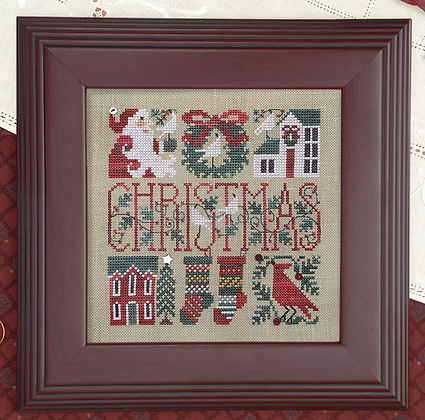 Little Bits of Christmas by The Drawn Thread