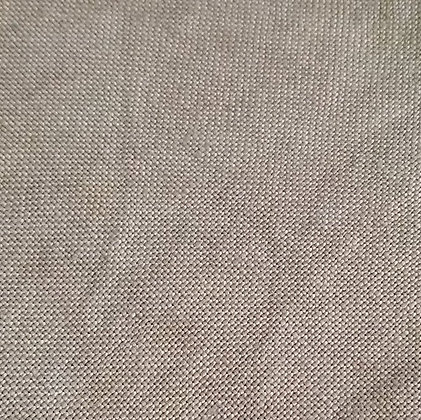 36 Count Hazelwood Fat Quarter Hand-Dyed Linen by Fiber on a Whi