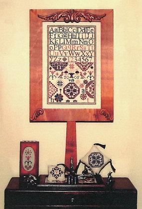 Quaker Hornbook by Exemplar Dames Design Co.