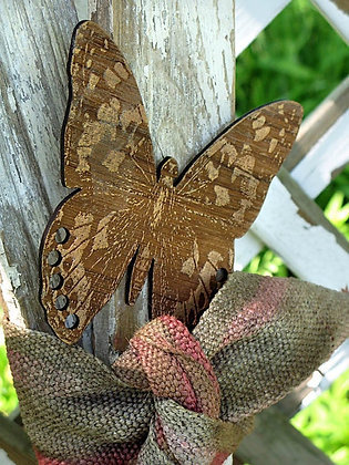 Butterfly Thread Keep by Retromantic Fripperies