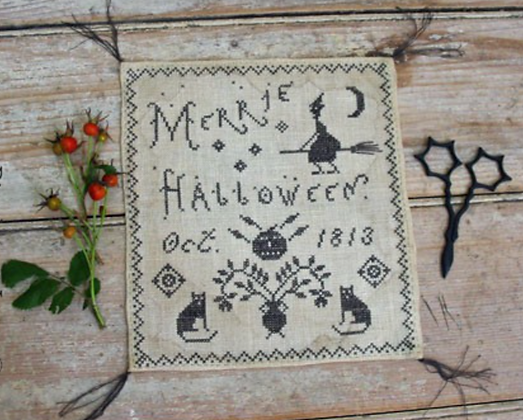 Merrie Halloween by Pineberry Lane