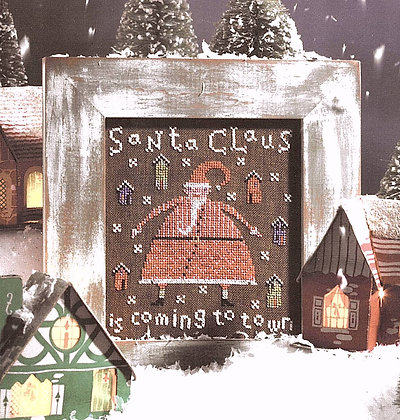 Santa Claus by Birds of a Feather