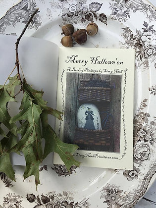 Merry Hallowe'en BOOKLET by Stacy Nash