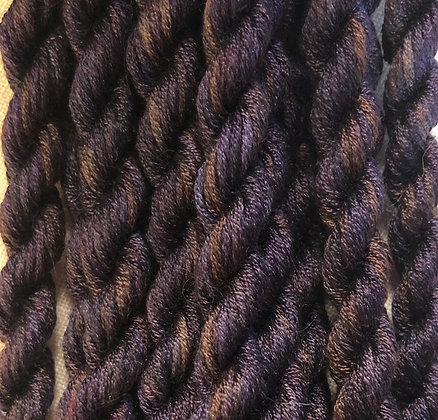 Thistle Purple 6-yards, 12-stranded Silk Floss by Gloriana