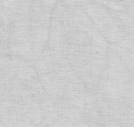 36 Count Misty Smoke Fat Quarter Hand-Dyed Linen by xJudesign
