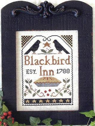 Blackbird Inn by Little House Needleworks