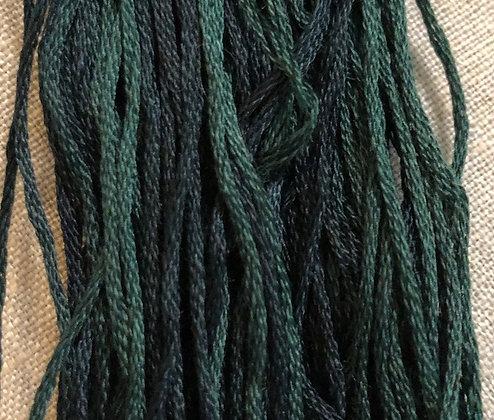 Erin Go Emerald Classic Colorworks Cotton Threads 5-yard Skein