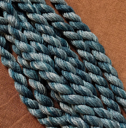 Foggy Dew Silk N Colors by The Thread Gatherer