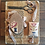 Thumbnail: Mary's Garden Needle Book & Fob by Stacy Nash Primitives
