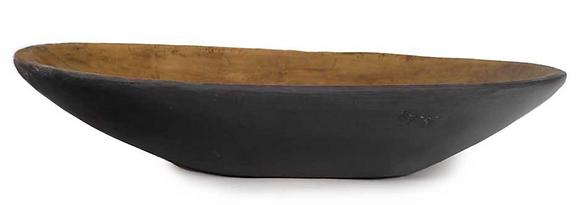 Nonnnie's Bowl - Black (Resin Reproduction)