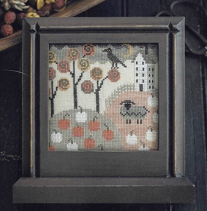 *Autumn Ewe by Plum Street Samplers