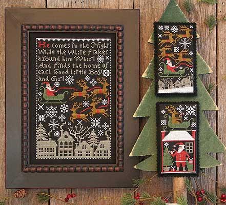 Santa's Night by The Prairie Schooler