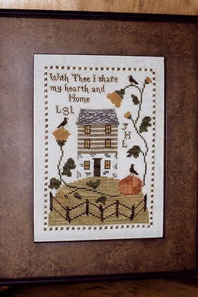 Hearth and Home by Chessie & Me
