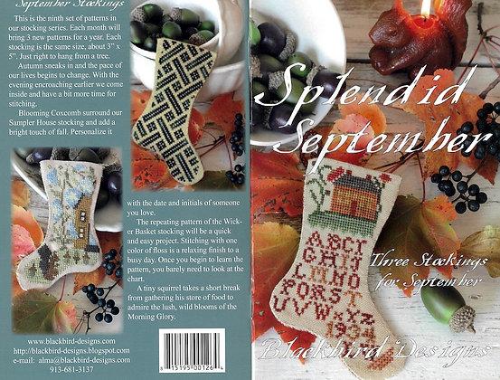 Splendid September by Blackbird Designs