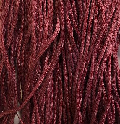 Williamsburg Red by Weeks Dye Works 5-Yard Skein