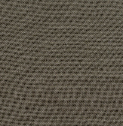 32 Count Coffee Fat Quarter Hand-Dyed Linen by xJudesign