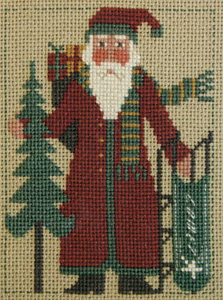 *2008 Santa by The Prairie Schooler