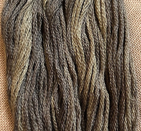Muddy Puddle Classic Colorworks Cotton Threads 5-yard Skein