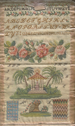 LM-AM dated 1829 by The Scarlet Letter