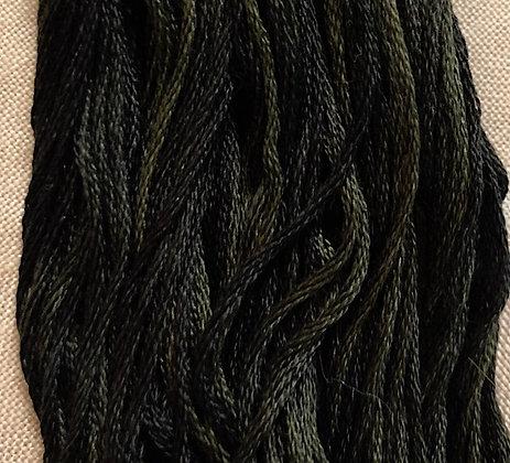 Raven Sampler Threads by The Gentle Art 5-Yard Skein