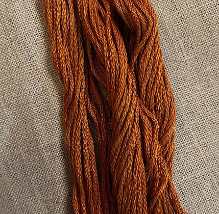 Autumn Spice Classic Colorworks Cotton Threads 5-yard Skein