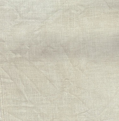 40 Count Americana Froth Fat Quarter Hand-Dyed Linen by Dames of the N