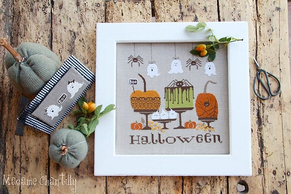 Halloween Goodies by Madame Chantilly