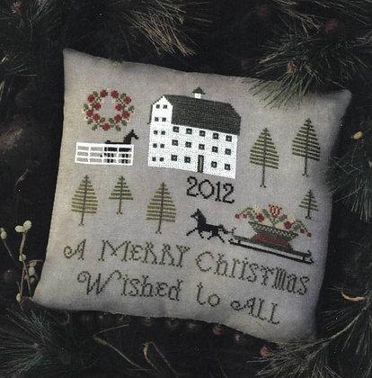 Farmstead Christmas by Plum Street Samplers