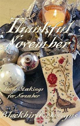 Thankful November by Blackbird Designs