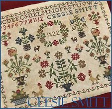 Ceesie Smith by The Scarlett House