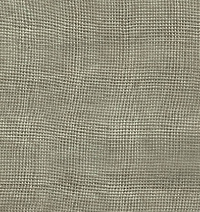 46 Count Confederate Gray Zweigart Base Hand-Dyed Linen by Weeks Dye Works